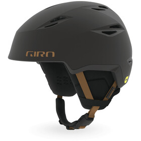 Giro Grid MIPS Casque Homme, metallic coal/tan